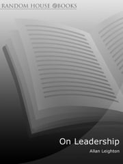On Leadership ebook by Allan Leighton