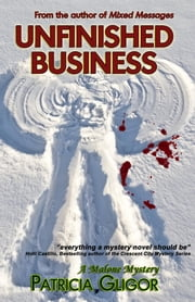 Unfinished Business ebook by Patricia Gligor