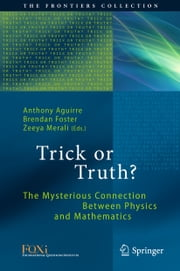 Trick or Truth? - The Mysterious Connection Between Physics and Mathematics ebook by