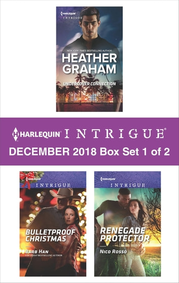 Harlequin Intrigue December 2018 - Box Set 1 of 2 - An Anthology ebook by Heather Graham,Barb Han,Nico Rosso