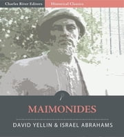 Maimonides ebook by David Yellin & Israel Abrahams