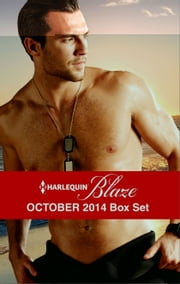 Harlequin Blaze October 2014 Box Set - An Anthology ebook by Anne Marsh, Isabel Sharpe, Erin McCarthy,...