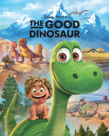 The Good Dinosaur Disney Movie Storybook