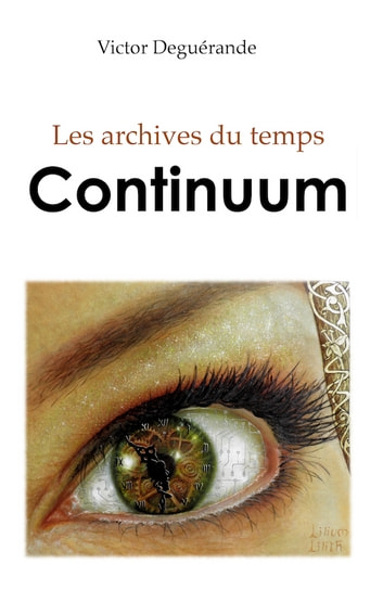 Continuum ebook by Victor Deguérande