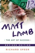 Matt Lamb ebook by Richard Speer