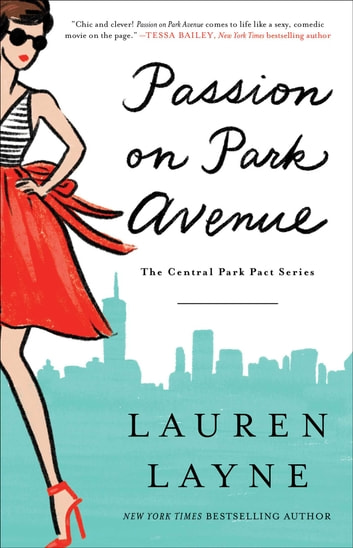 Passion on Park Avenue ebook by Lauren Layne