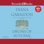 "Drums of Autumn ""International Edition"" audiobook by Diana Gabaldon"