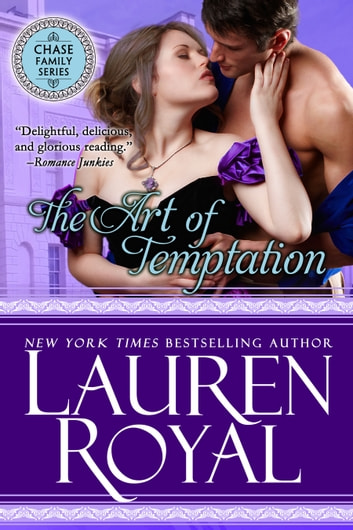 The Art of Temptation - A Regency Romance ebook by Lauren Royal
