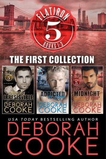 Flatiron Five: The First Collection ebook by Deborah Cooke