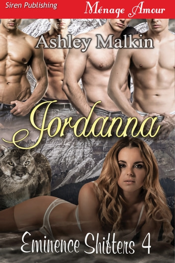 Jordanna ebook by Ashley Malkin