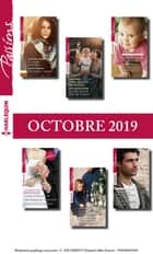 13 romans Passions (n°821 à 826 - Octobre 2019) ebook by Collectif