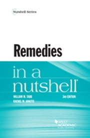 Remedies in a Nutshell ebook by Rachel Janutis, William Tabb
