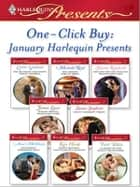 One-Click Buy: January 2009 Harlequin Presents ebook by