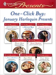 One-Click Buy: January 2009 Harlequin Presents - The Ruthless Magnate's Virgin Mistress\The Greek's Forced Bride\Bought for the Sicilian Billionaire's Bed\Italian Prince, Wedlocked Wife\Count Maxime's Virgin\Antonides' Forbidden Wife ebook by Lynne Graham, Michelle Reid, Sharon Kendrick,...