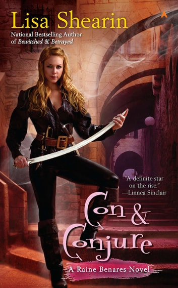 Con & Conjure ebook by Lisa Shearin