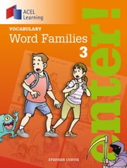 Word Families 3 ebook by Stephen  Curtis