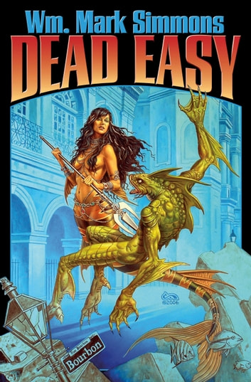 Dead Easy ebook by William Mark Simmons
