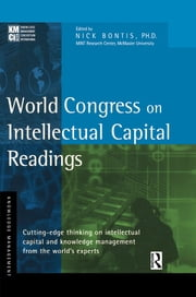 World Congress on Intellectual Capital Readings ebook by Nick Bontis