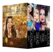Trapped in the Hollow Earth Novelette Series Omnibus Edition (Books 1 - 4) ebook by Chrissy Peebles