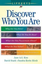 LifeKeys - Discover Who You Are ebook by Jane A. G. Kise, David Stark, Sandra Krebs Hirsh