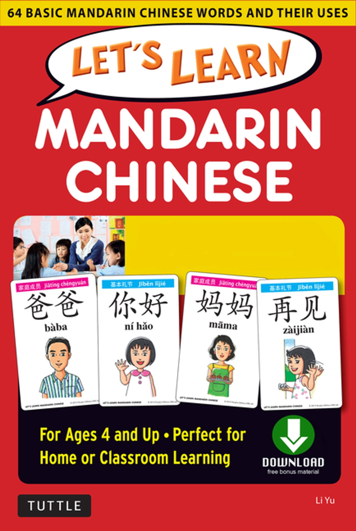 Download learning chinese the easy way: read understand the symbols….