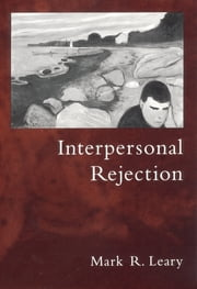 Interpersonal Rejection ebook by