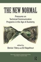 The New Normal ebook by Denise Tillery,Ed Nagelhout
