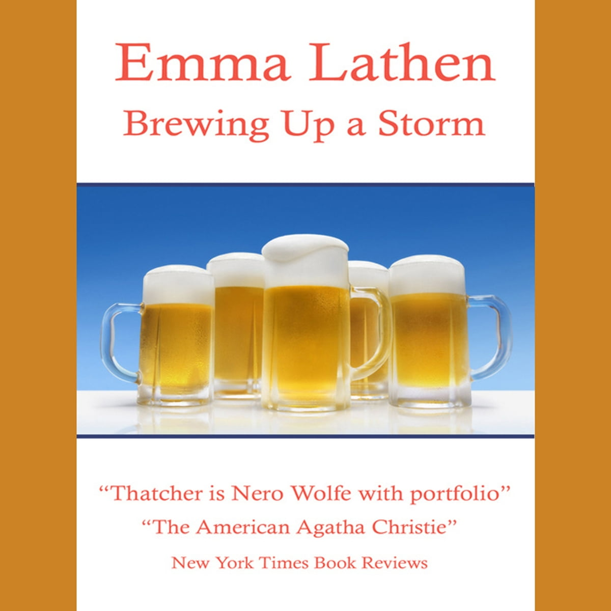 Brewing Up a Storm Audiobook by Emma Lathen - 9781614964025 | Rakuten Kobo