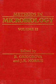 Methods in Microbiology ebook by Unknown, Author