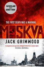 Moskva ebook by Jack Grimwood