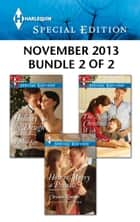 Harlequin Special Edition November 2013 - Bundle 2 of 2 - How to Marry a Princess\Holiday by Design\The Nanny's Christmas Wish ebook by Christine Rimmer, Patricia Kay, Ami Weaver