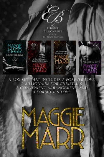 Eligible Billionaires Box Set: Books 6-9 - Eligible Billionaires ebook by Maggie Marr