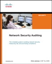 Network Security Auditing ebook by Chris Jackson