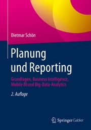 Planung und Reporting - Grundlagen, Business Intelligence, Mobile BI und Big-Data-Analytics ebook by Dietmar Schön