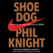 Shoe Dog audiobook by Phil Knight