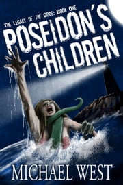 Poseidon's Children - Book One ebook by Michael West