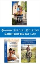 Harlequin Special Edition March 2019 - Box Set 1 of 2 - An Anthology ebook by Marie Ferrarella, Tara Taylor Quinn, Kathy Douglass