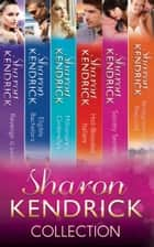 Sharon Kendrick Collection (Mills & Boon e-Book Collections) ebook by Sharon Kendrick