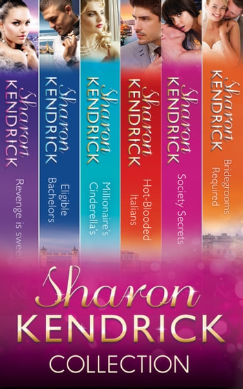 Sharon Kendrick Collection (Mills & Boon e-Book Collections) ekitaplar by Sharon Kendrick
