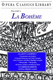 Puccini's La Boheme ebook by Fisher, Burton D.