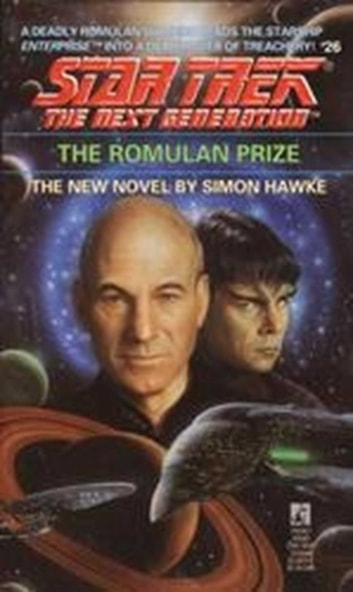 The Romulan Prize ebook by Simon Hawke