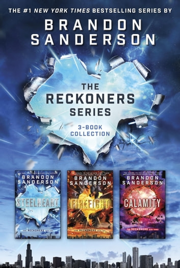 The Reckoners Series ebook by Brandon Sanderson
