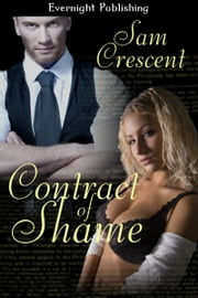 Contract of Shame ebook by Sam Crescent