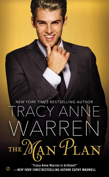 The Man Plan ebook by Tracy Anne Warren