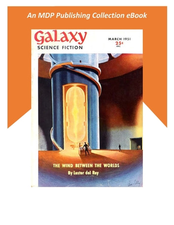 Galaxy Science Fiction March 1951 ebook by