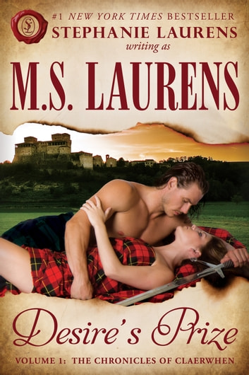 Desire's Prize ebook by M.S. Laurens (Stephanie Laurens)