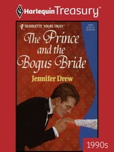 The Prince And The Bogus Bride ebook by Jennifer Drew