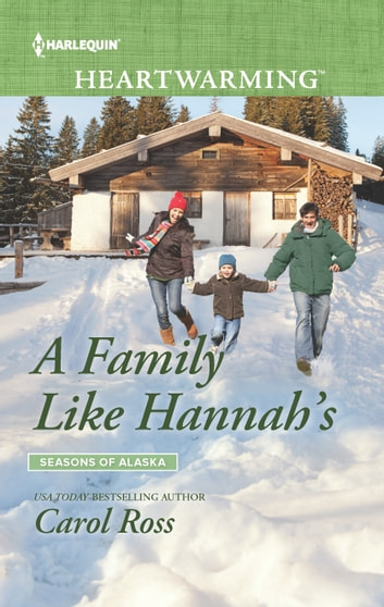A Family Like Hannah's ebook by Carol Ross