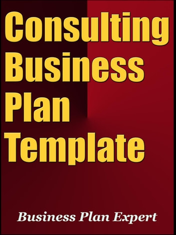 Consulting Business Plan Template Including  Special Bonuses