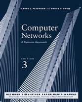 Network Simulation Experiments Manual ebook by Aboelela, Emad